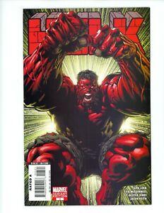 Hulk #3 2008 VF/NM 🔥 Variant Cover by David Finch 1:20 Bomb Rick Jones Red Hulk