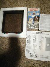 Cat/Dog Mate Pet Door New Without Box