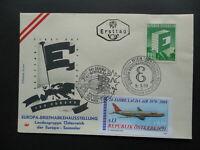 Österreich 1999 - RRR - 4 Sonderbelege 50 Jahre Europarat - lesen !!! (031)