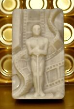 OSCAR STATUE SILICONE MOLD for soap making plaster wax clay mould SOAP movie