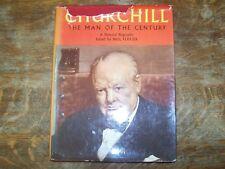 CHURCHILL - MAN OF THE CENTURY Pictorial Biography (1965) HARDBACK - 1st Edition
