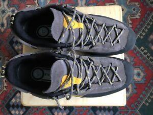 Mens la sportiva boulder x approach shoes UK10.5's