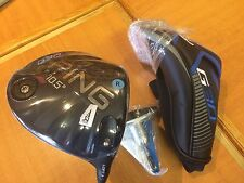 "PING ""G30"" Ti ADJUSTABLE DRIVER, 10.5 DEGREE, REGULAR FLEX, BRAND NEW, VALUE !!"