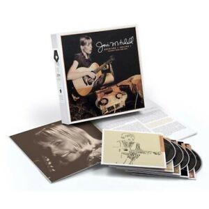 JONI MITCHELL Joni Mitchell Archives Vol 1 (BONUS LTD TOTE BAG) CD BOX SET NEW
