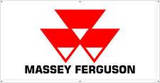 MASSEY FERGUSON TRACTOR BANNER