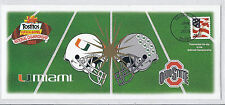 2003 Football Tostitos Fiesta Bowl National Championship U Miami vs Ohio State*