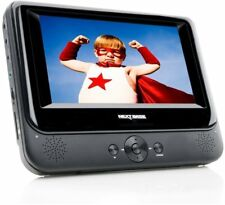 """Nextbase SDV48A 7"""" Tablet Lettore DVD auto KIT BATTERIA USB/SD Input Multi regione"""
