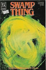 SWAMP THING #78 - from DC COMICS -TO SOW ONE'S SEED IN THE WIND [1]