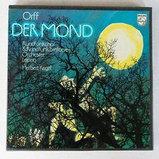 Orff Der Mond Kegel Leipzig Radio Orch 7in Reel 4T Dolby Tape 7 1/2 ips TESTED