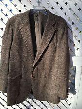 Oxford Shop 100% Scottish Wool Harris Tweed 2 Button Sports Coat Jacket 42