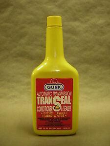 Solder Seal Gunk Automatic Transmission Sealer & Conditioner Stops Leaks Fast
