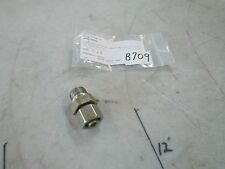 "ViscoTherm Fitting P/N 7189 (EVGE 12 S 1/2""-ED) (NIB)"