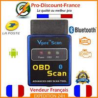 Vgate SCAN Valise Défaut Diag Diagnostique OBD2 ODB2 ELM327 ELM 327 Bluetooth