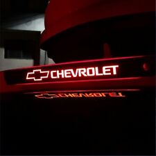 Rear 3rd Brake Light Carbon Decal Sticker 1p For 2011-2015 Chevy Orlando