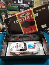 1:18 Carousel 1 Corvette L-88 #48 Greenwood/Smothers 1972 Sebring 12-Hour NICE
