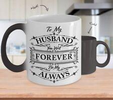 Perfect Gift! To My Husband - Color Changing - 11OZ caffee mug
