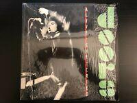 "The Doors ""Alive She Cried"" UK Elektra Press W/ Org Pic Inner Sleeve VG+/ Ex Con"
