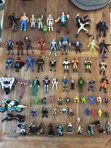 vintage action figures Bundle Joblot