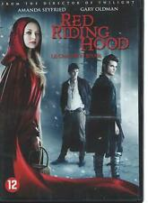 DVD - RED RIDING HOOD - LE CHAPERON ROUGE - GARY OLDMAN  ENGLISH / FRANCAIS / NL