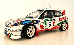 AUTOart Toyota Corolla World Rally Championship 1:18 Model
