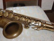 Japan Brand ELKHEART E59-AUL Tenor Saxophone mark vi inspired w/MPCw/Selmer acc