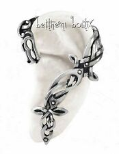 Goth : Alchemy Boucle d' Oreille Unique Elfique Osberg Dragon Single Gothique
