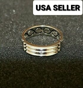 Atlantis Ring Sterling Silver/Anillo Atlante Plata 925  - Grand Talisman!!