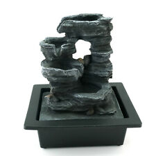 4 Tier, 11 inch Waterfall Fountain, New