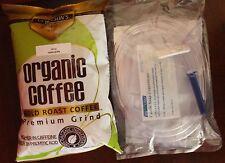 SA S.A. Wilson's Organic Coffee 4 Detox Enema Colon Cleanse Gerson plus EnemaKit