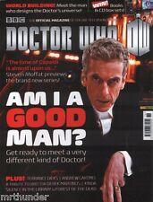 Doctor Who Magazine #476 - Terrance Dicks Andrew Cartmel Kinda Derek Martinus
