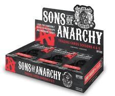 Cryptozoic Sons of Anarchy Seasons 4 & 5 Sealed Hobby Box (1 Auto/box)
