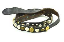 Vintage BSA (1920s) Leather Studded Belt Found w BSA Memorabilia - is it BSA?