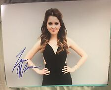Laura Marano Signed 8x10 Photo COA Autograph Disney Austin And Ally M4 HOT!!!