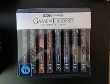 Game Of Thrones - Die komplette Serie ((4K Ultra HD Blu-ray, 2020, 33 Discs)