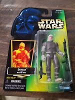 1997 Star Wars The Power of the Force DENGAR Action Figure w/ Blaster Rifle