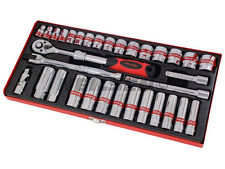SOCKET SET - 33PC 3/8IN.DR WITH EXTENDING RATCHET CT1575