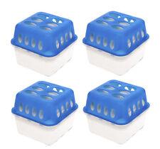 4x Luftentfeuchter Granulat Box + Nachfüllbeutel - Raum Entfeuchter Raumtrockner