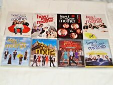 How I Met Your Mother Seasons 1-8, 1 2 3 4 5 6 7 8, DVD, New & Sealed