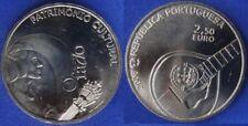 manueduc  PORTUGAL  2008  2,5 EUROS  O FADO Patrimonio Mundial UNC