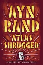 Atlas Shrugged  (ExLib) by Ayn Rand
