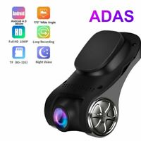Car DVR Camera 170° USB 1080P Video Recorder Waterproof Night Vision Dash Cam
