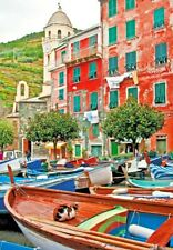 MEGA Puzzle Click Vernazza Waterfront 1000 pieces