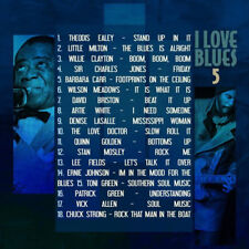I Love BLUES Vol.5 Mix Edition Mixtape CD
