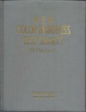 New Practical Test Cards for COLOUR-BLINDNESS by Ishihara Shinobu Ophthalmology