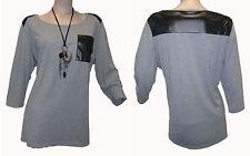 Sheego 3/4 Arm Damen-Shirts für die Freizeit