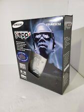 Samsung Yepp digital Music Audio player Yp-Neu32 32 Mb Silver New Nos