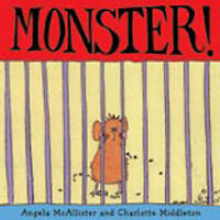 """VERY GOOD"" Monster, McAllister, Angela, Book"
