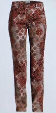 Jeans Hose Brax Model Mary mit Muster Größe 40   Neu mit Etikett