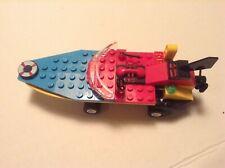 Lego Spongebob Squarepants 3815 Heroes of the Deep Car Boat Only and ambulance