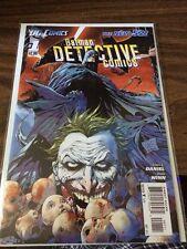 Detective Comics Batman #1 New 52 DC comics First Issue First Printing NM Daniel